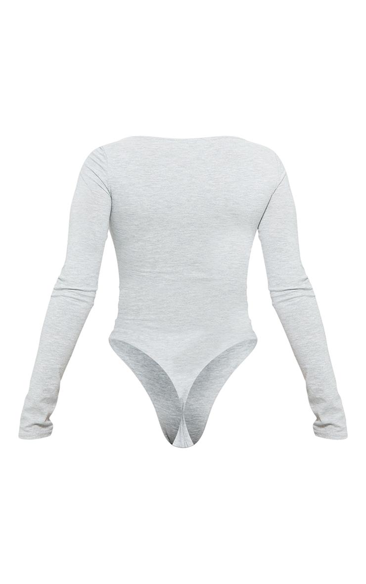 Grey New York 89 Printed Bodysuit 6