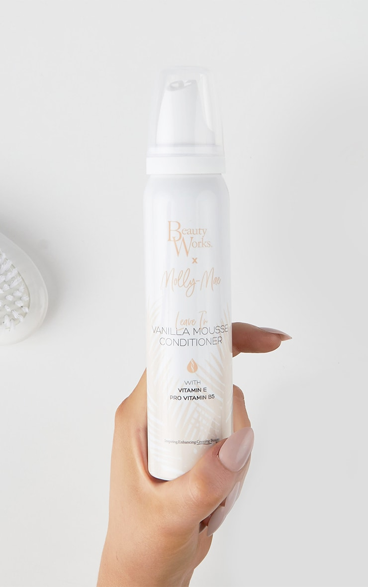 Beauty Works x Molly Mae Leave In Conditioner Mousse 100ml 4
