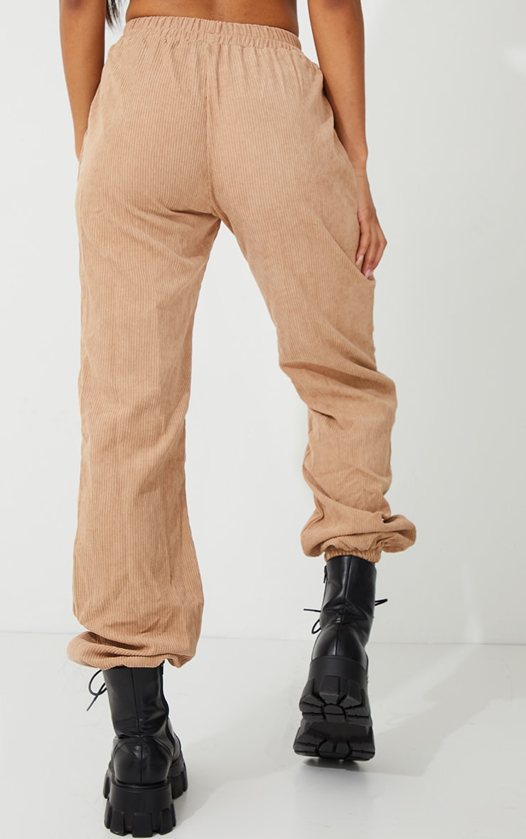 Sand Cord Joggers 3