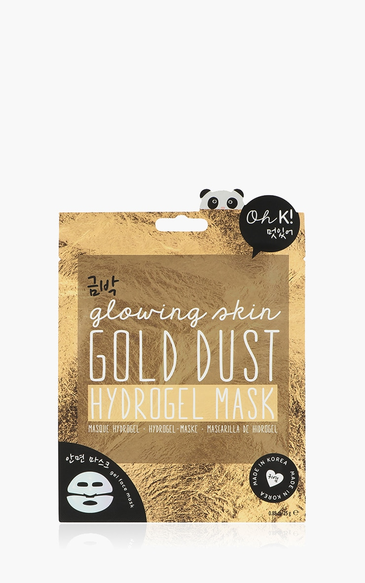 Oh K! Gold Dust Face Mask 1