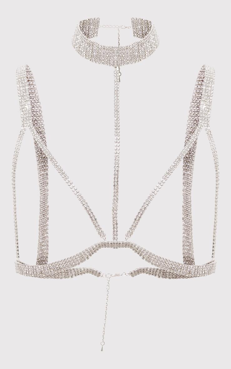 Tiffany Diamante Harness 3
