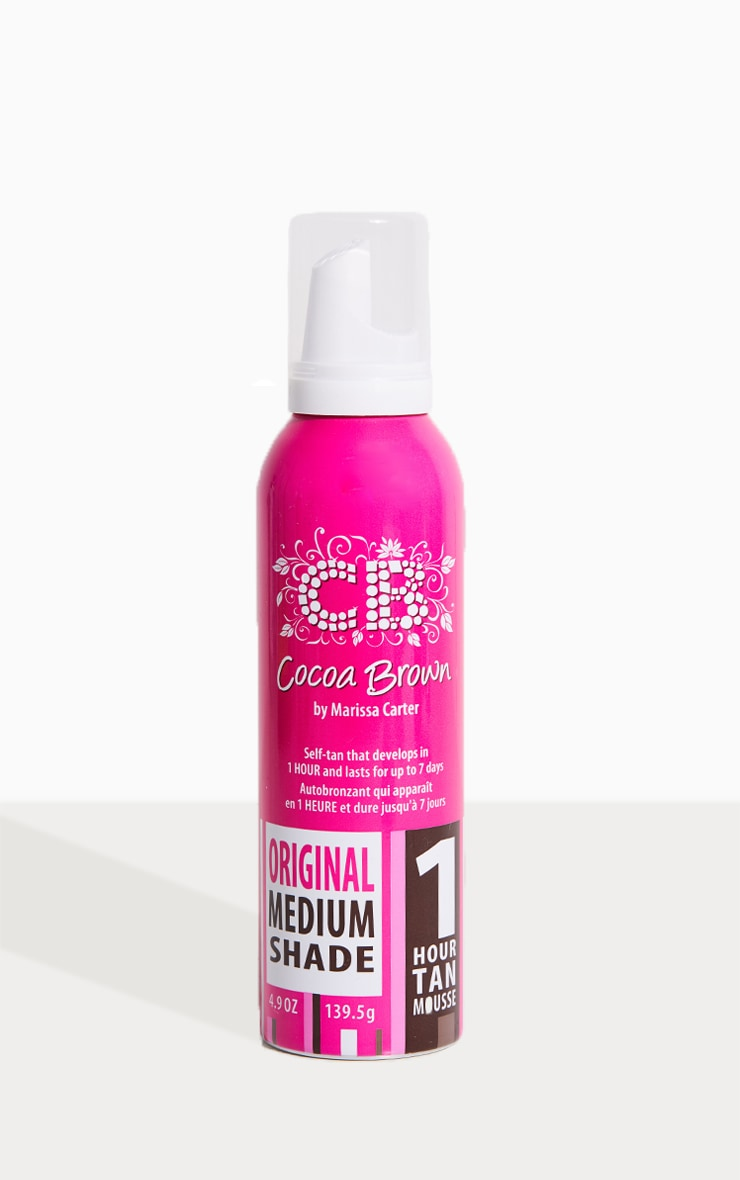 Cocoa Brown 1 Hour Instant Tan Mousse Original 1