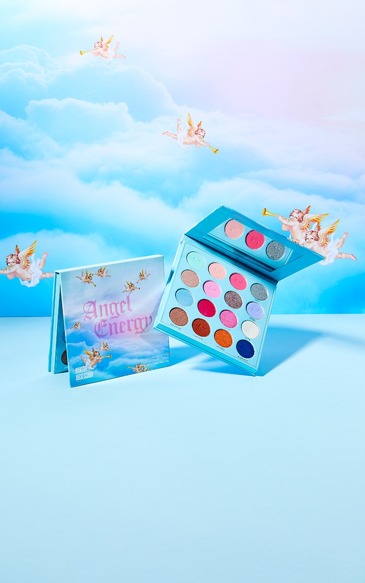 Makeup Obsession Angel Energy Eye Shadow Palette 1