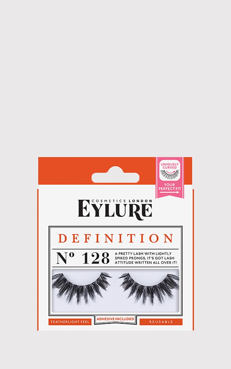 Eylure Definition No.128 False Lashes  1