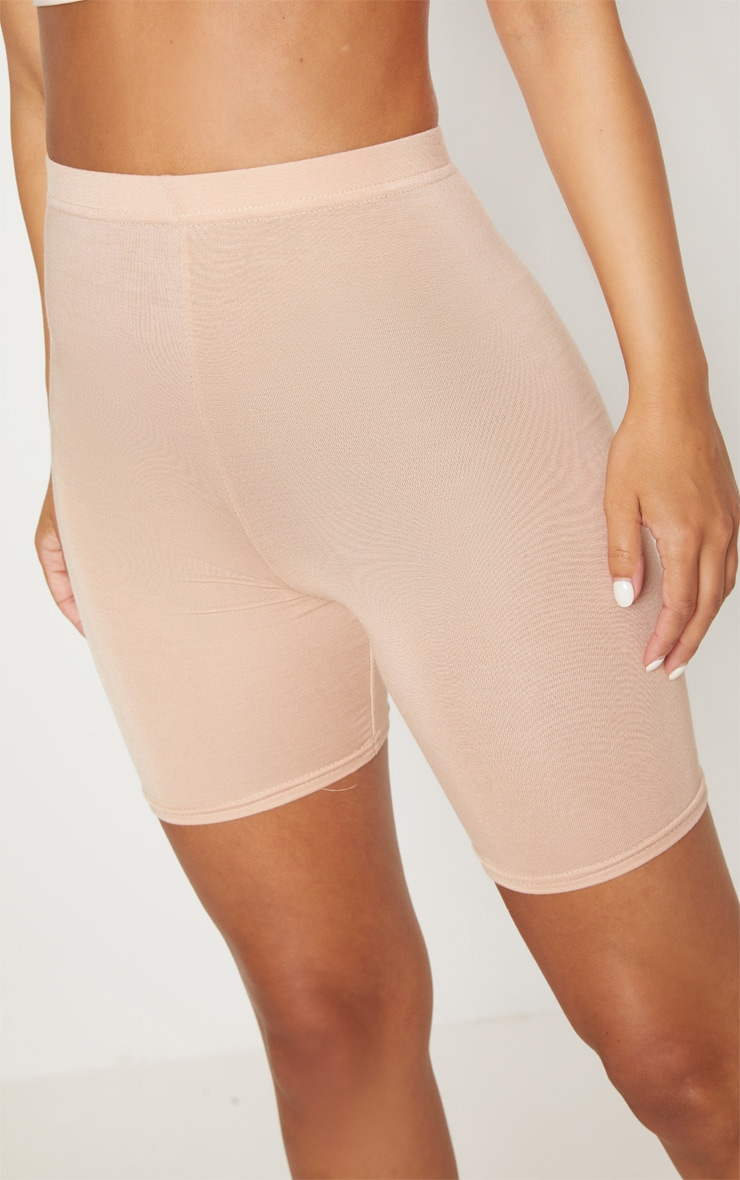 Petite Nude Basic Cycle Shorts 6