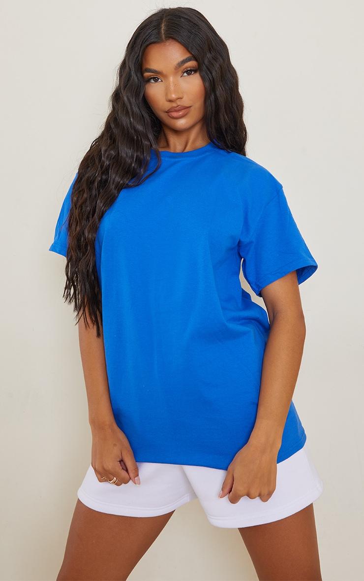 Cobalt Boyfriend T Shirt 1