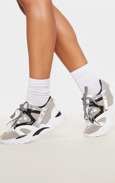 White Two Pack Ankle Socks