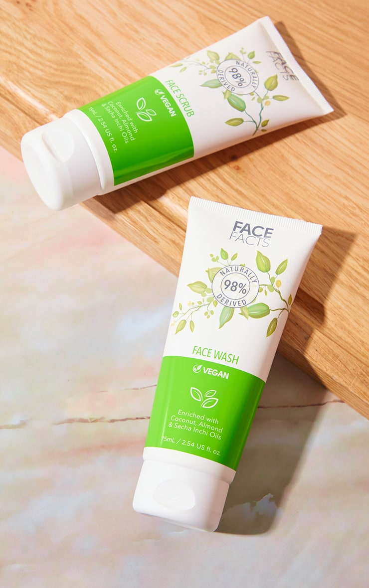 Face Facts Natural Face Wash 3