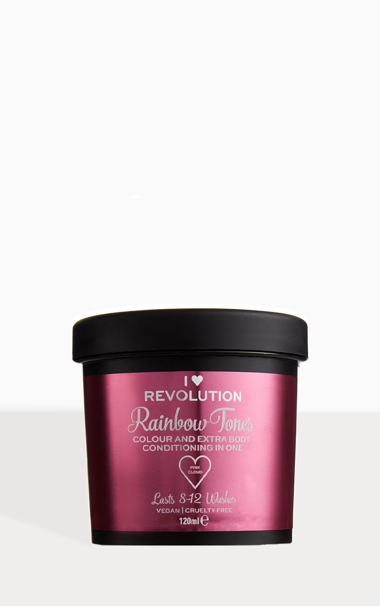 I Heart Revolution Rainbow Tones Hair Colour Pink Cloud 1