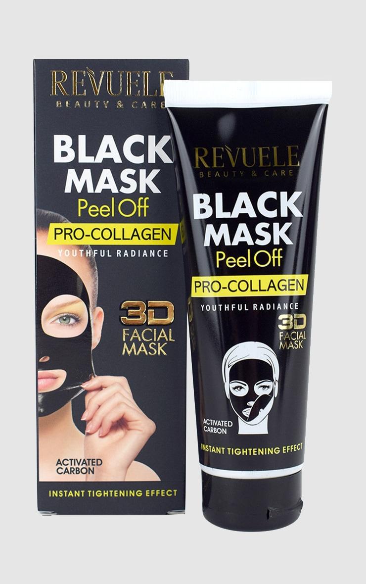 Black Peel Off Collagen Blackhead Mask