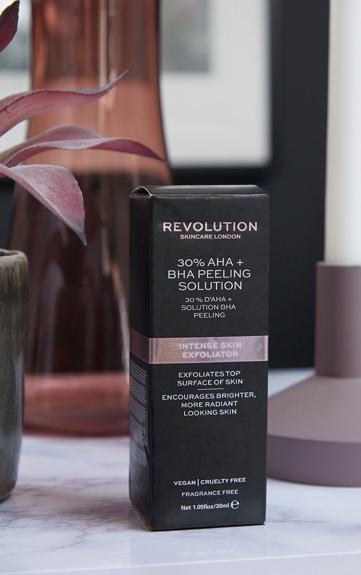 Revolution Skincare Multi Acid 30% AHA 1.5% BHA Peeling Solution 4