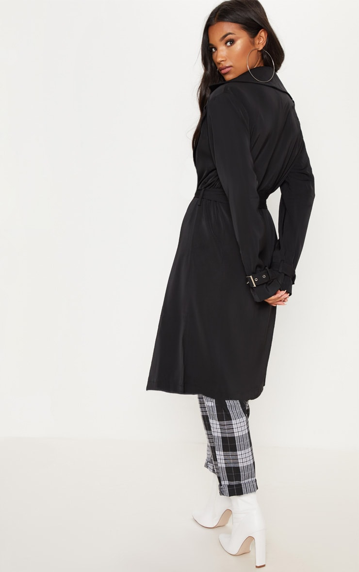 Kiki Black Mac Jacket 2