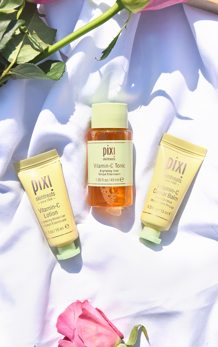 Pixi Best of Vitamin C 3 Step Skincare Kit 1