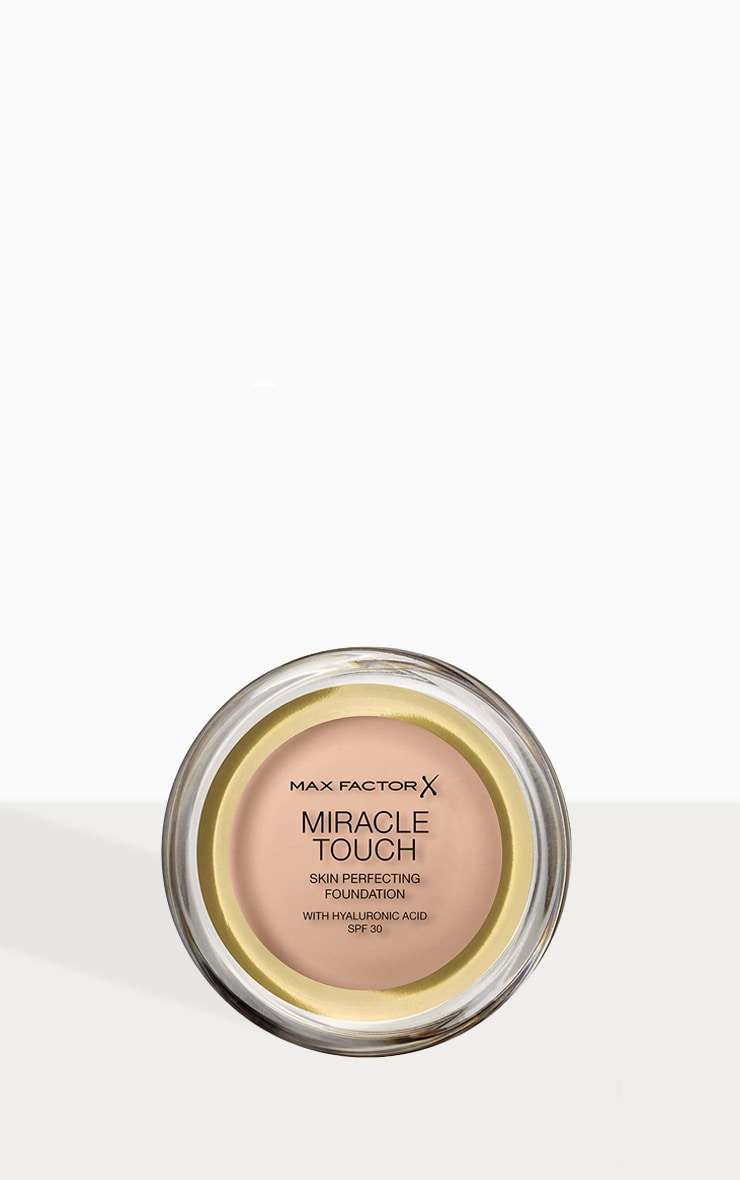 Max Factor Miracle Touch Foundation Creamy Ivory
