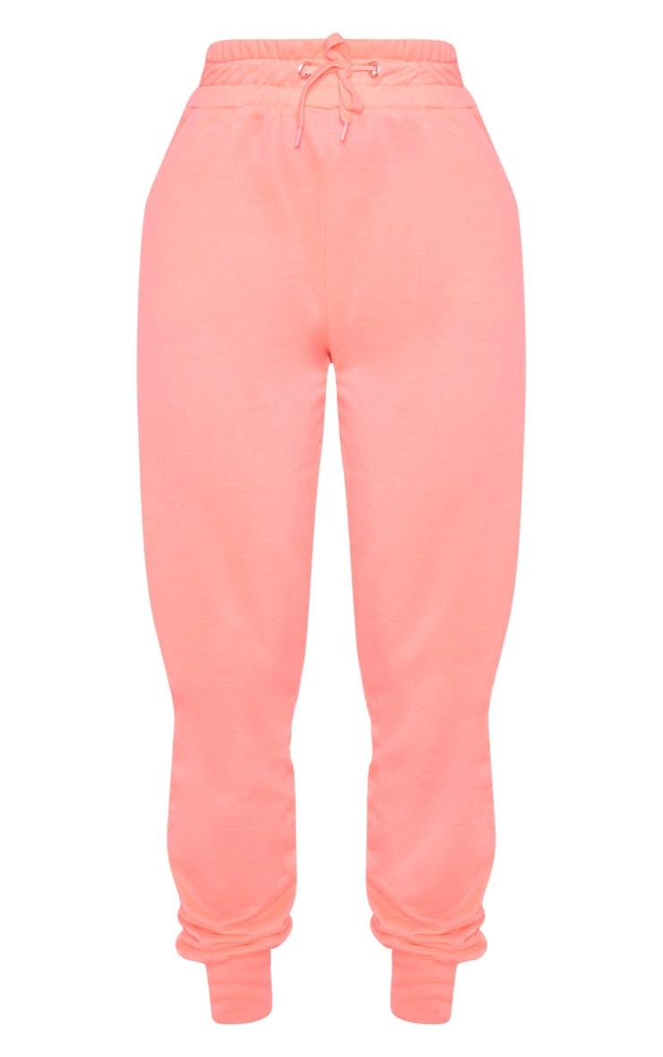Pink Basic Gym Sweat Jogger 3