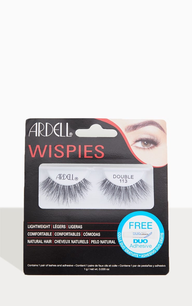 Ardell Double Up Wispies False Lashes