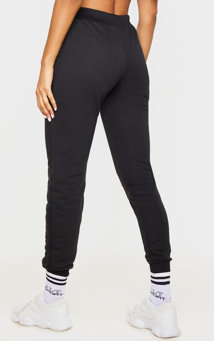 Black Ultimate Sweat Joggers  3
