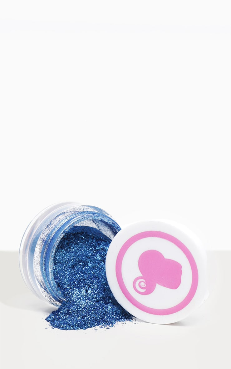 Peaches & Cream Double Denim Eyeshadow Pigment  1