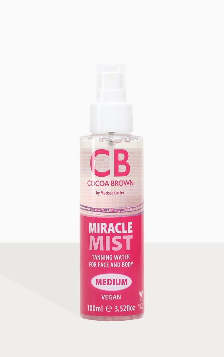 Cocoa Brown - Brume miracle - Medium  2