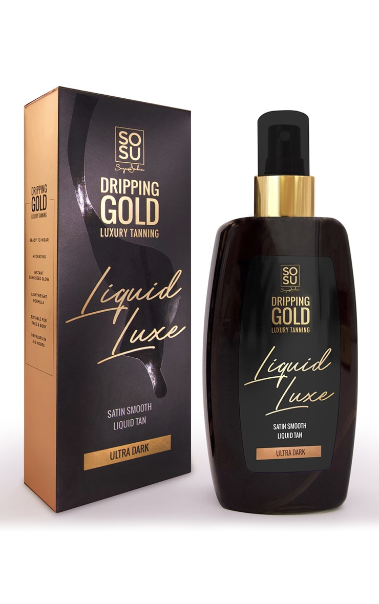 SOSUBYSJ Dripping Gold Liquid Luxe Liquid Tan Ultra Dark 2