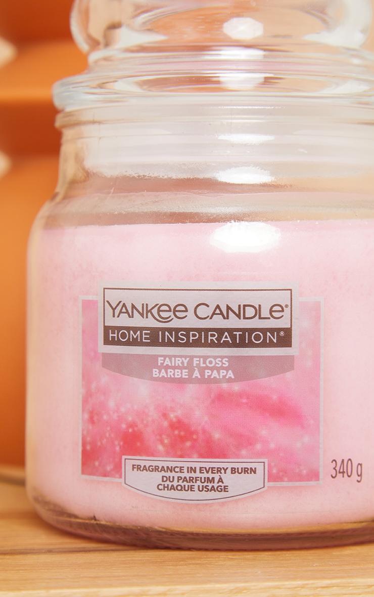 Yankee Candle Home Inspiration Medium Jar Fairy Floss 3