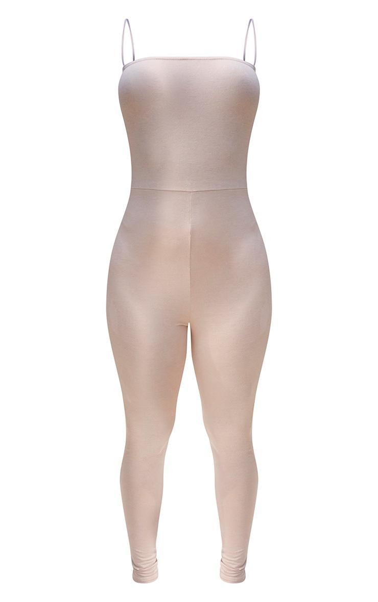 Stone Basic Strappy Jumpsuit 5