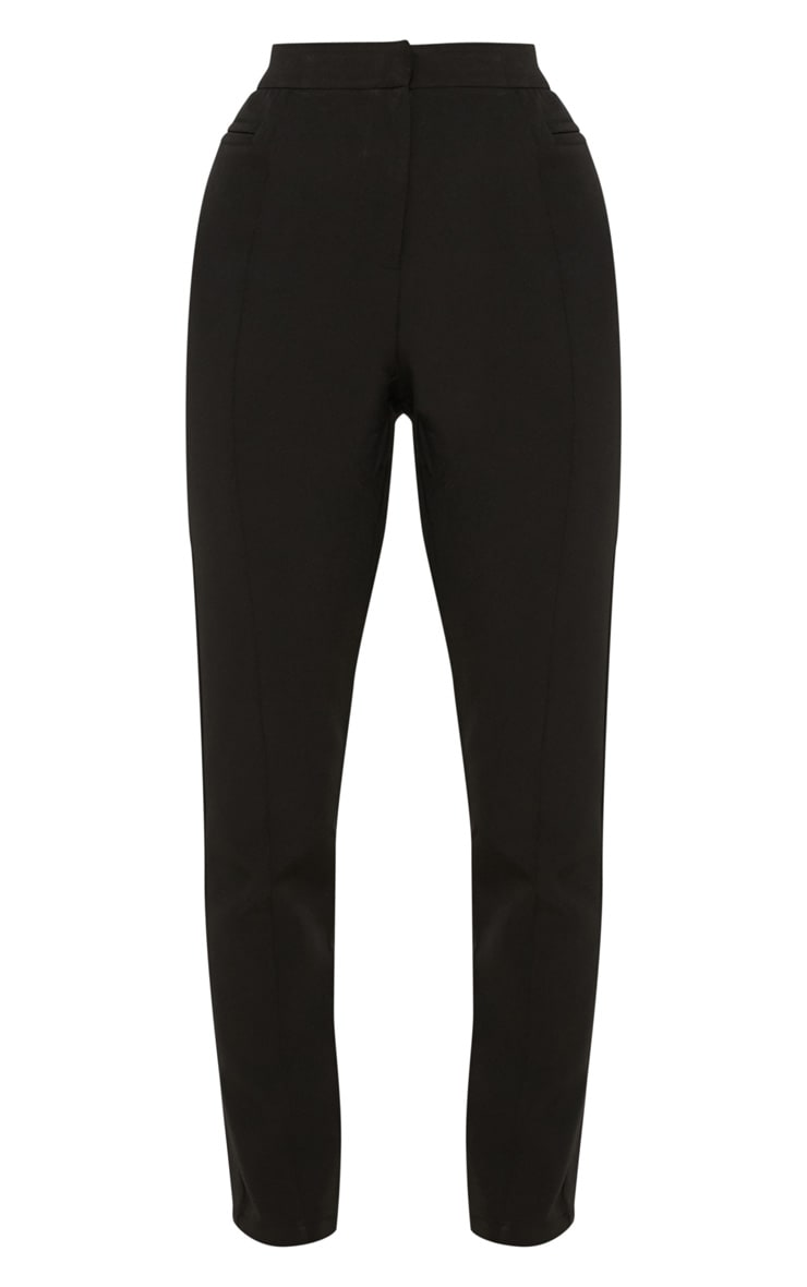 Avani Black Suit Pants 3