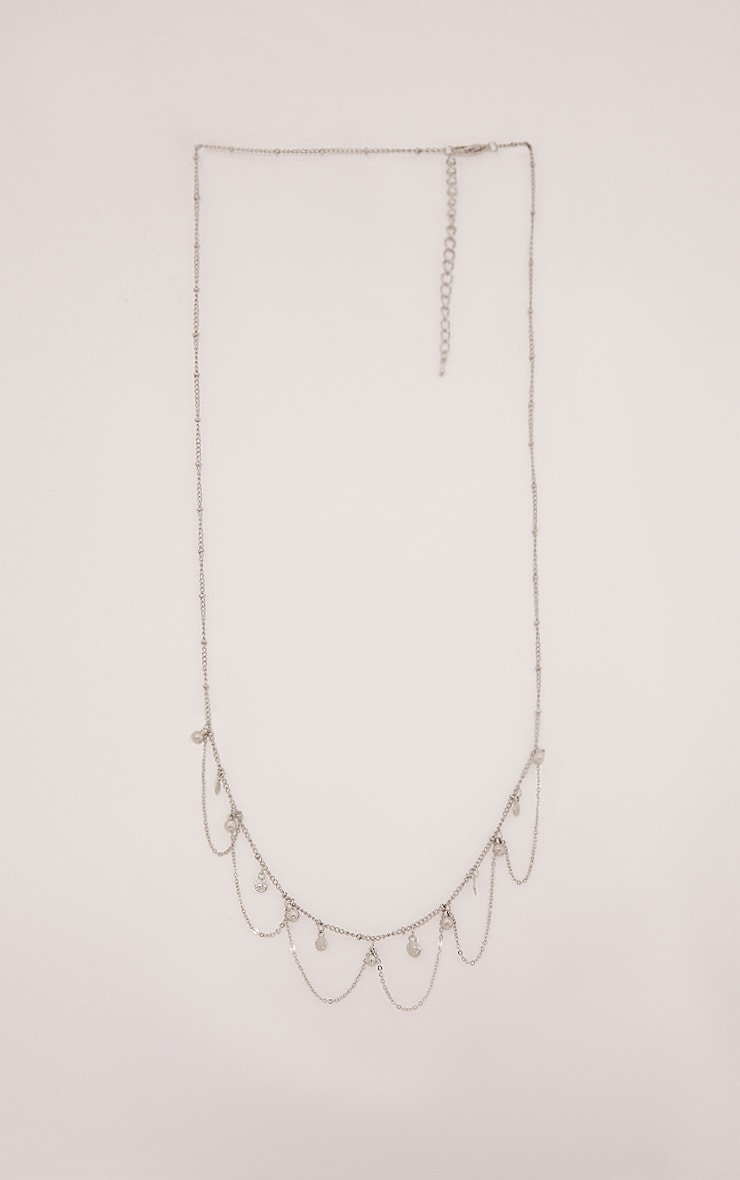 Luie Silver Body Chain 3