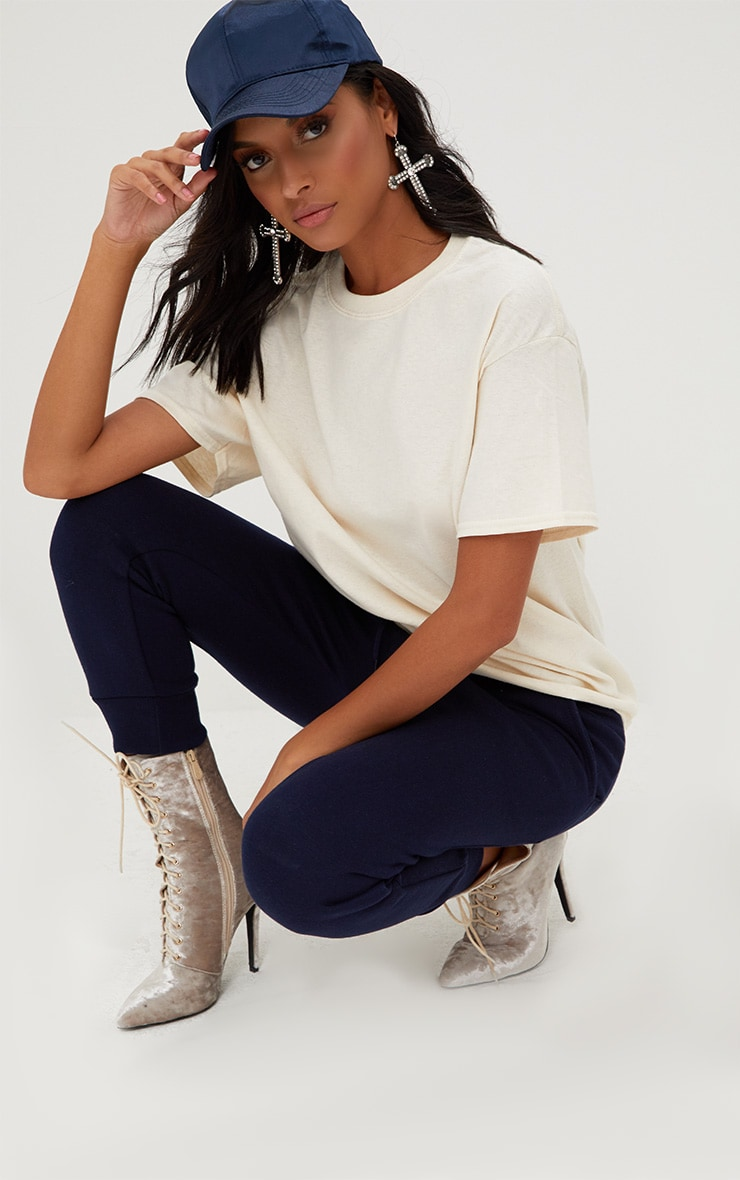 Ultimate Natural Oversized T Shirt 1