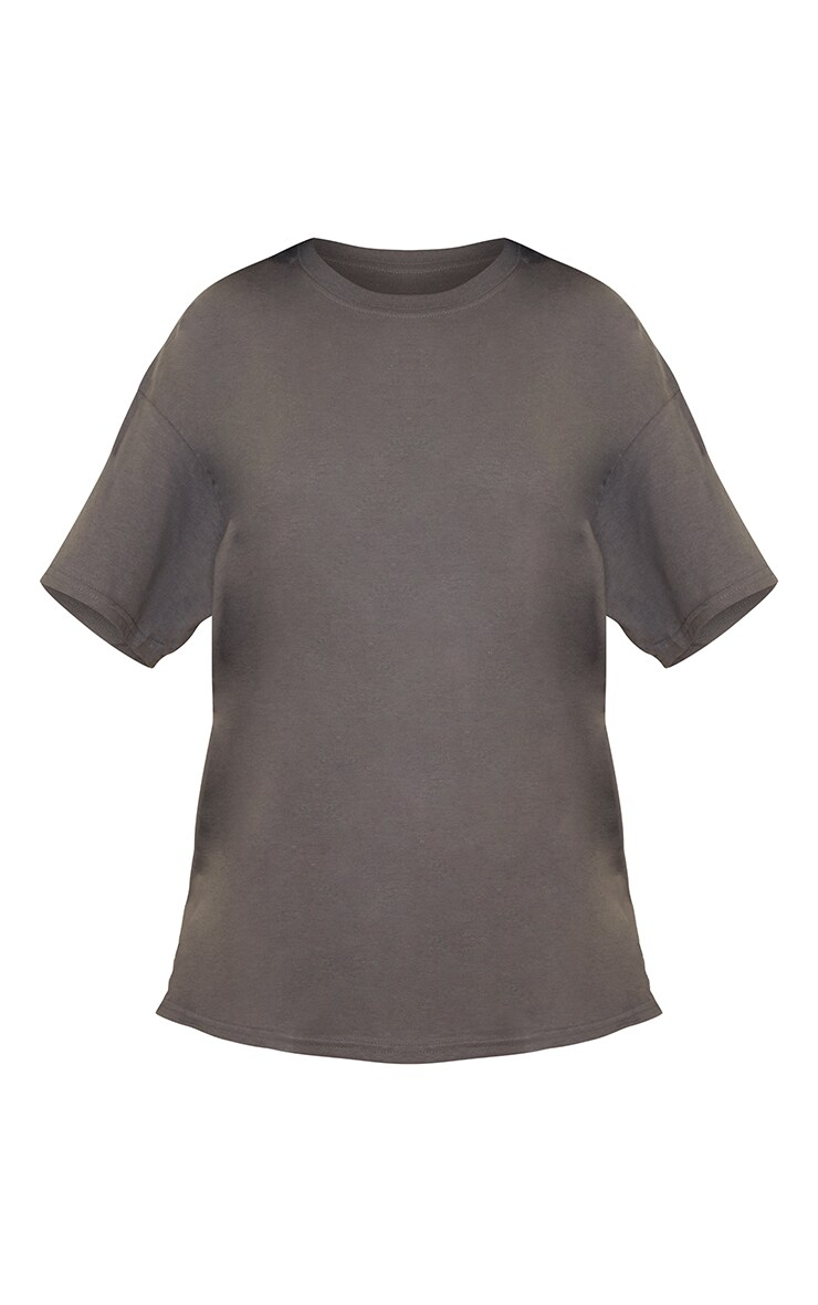 Charcoal Boyfriend T Shirt 5