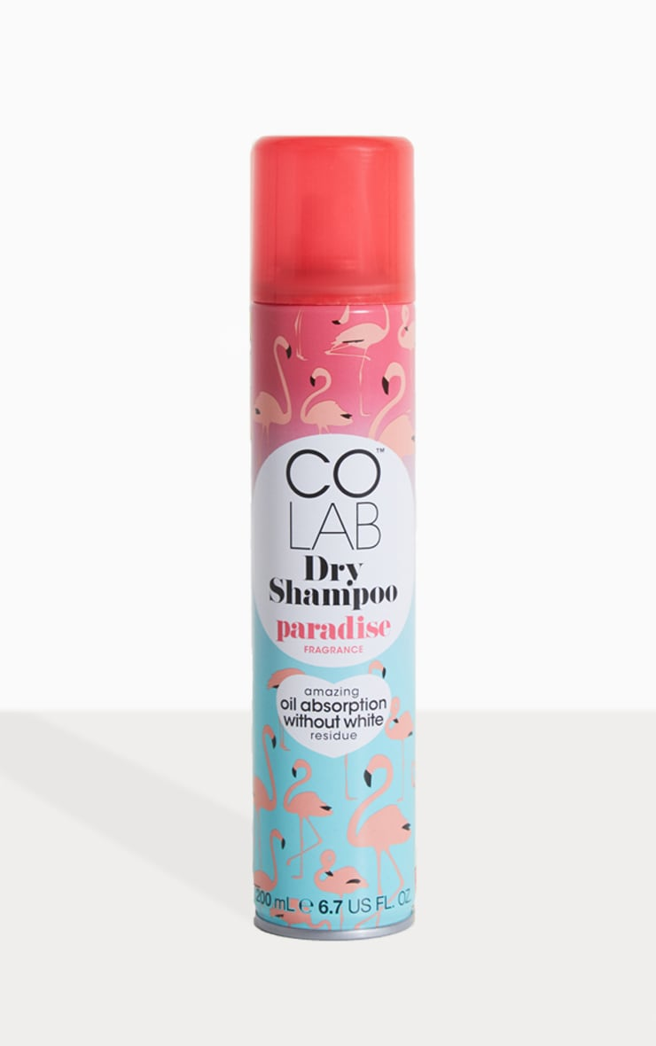 Colab Dry Shampoo Paradise image 1