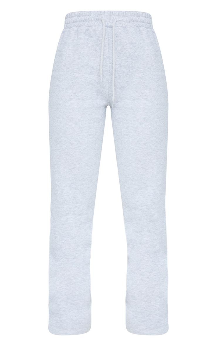 Grey Flared Leg Joggers 5