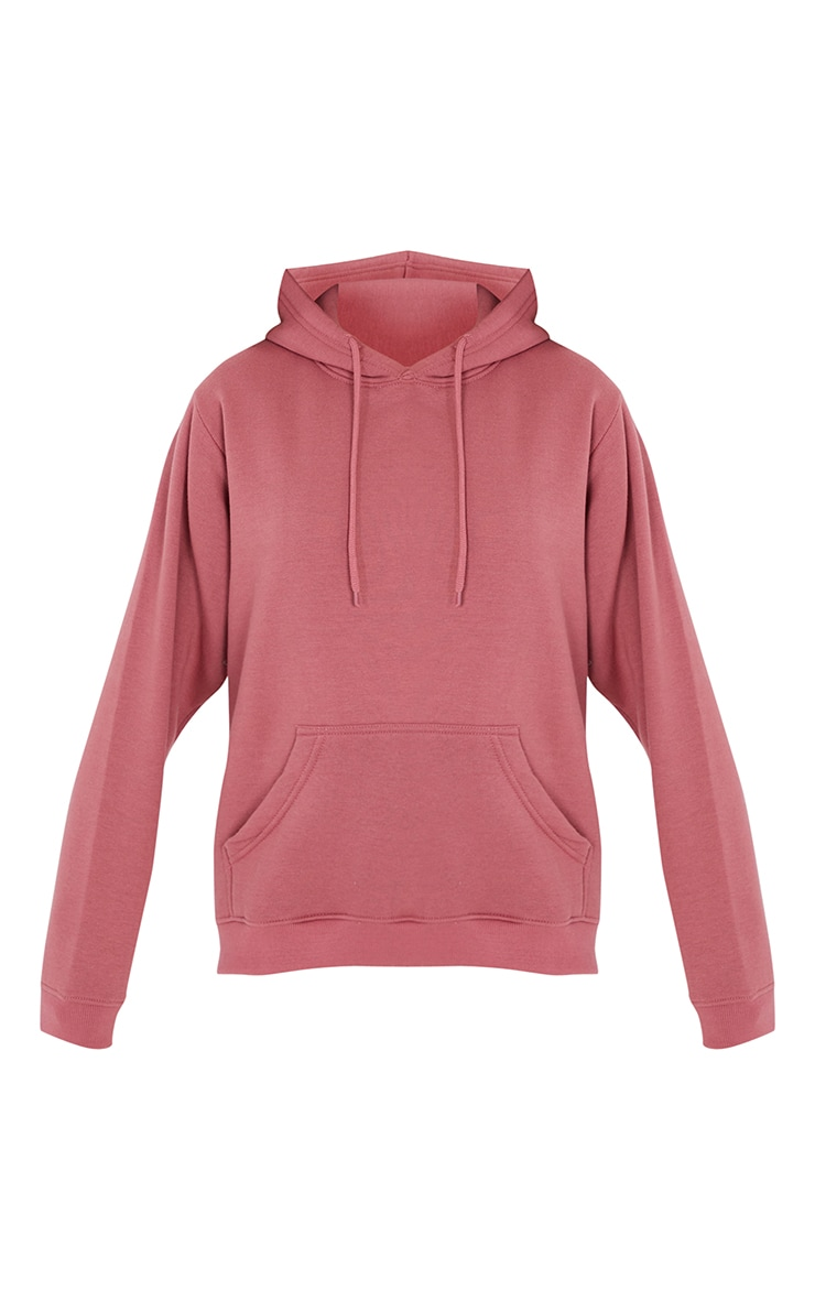 Dusty Pink Ultimate Hoodie 5