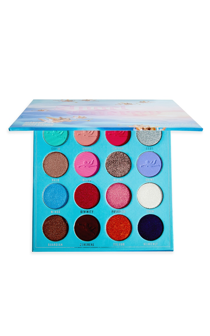 Makeup Obsession Angel Energy Eye Shadow Palette 2