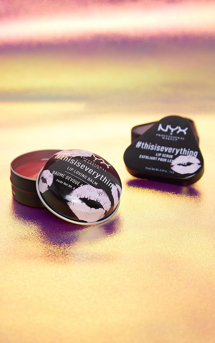 NYX Professional Makeup #THISISEVERYTHING Lip Balm  3