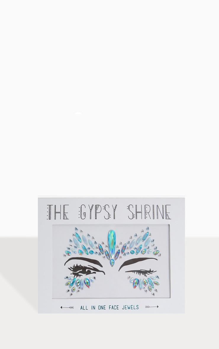 The Gypsy Shrine Snow Queen Glitter Pot 1