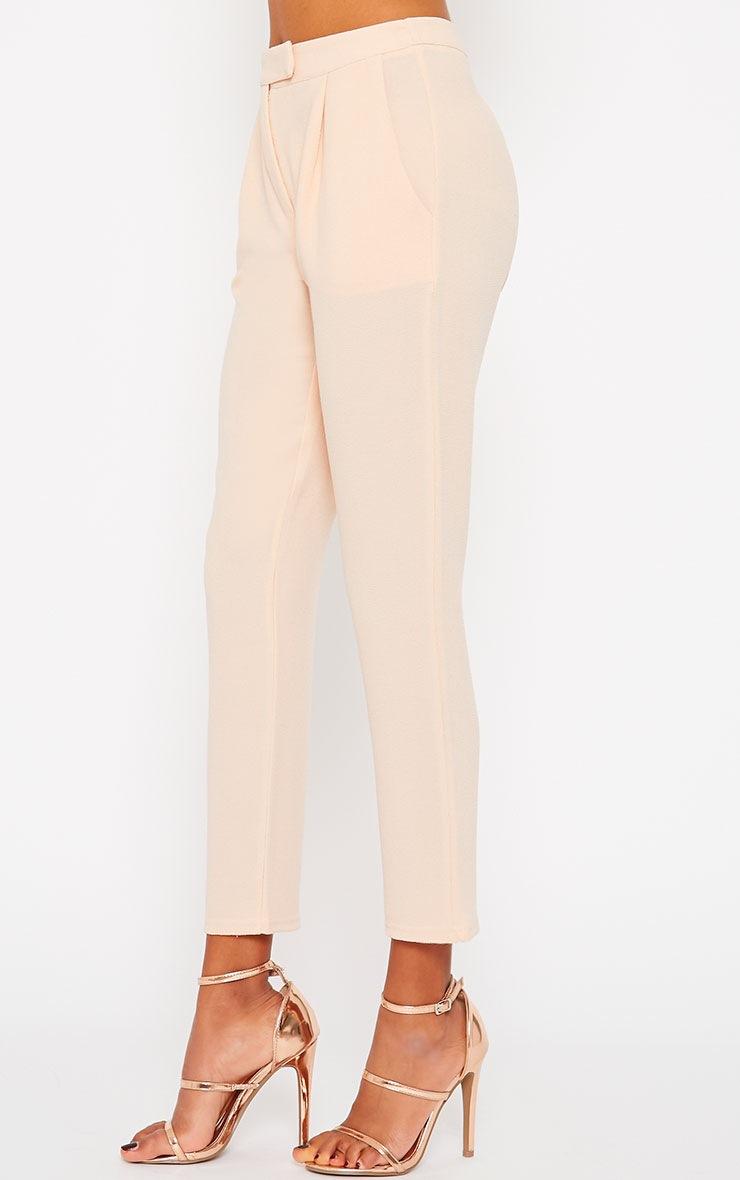 Iris Blush Cigarette Trousers 3