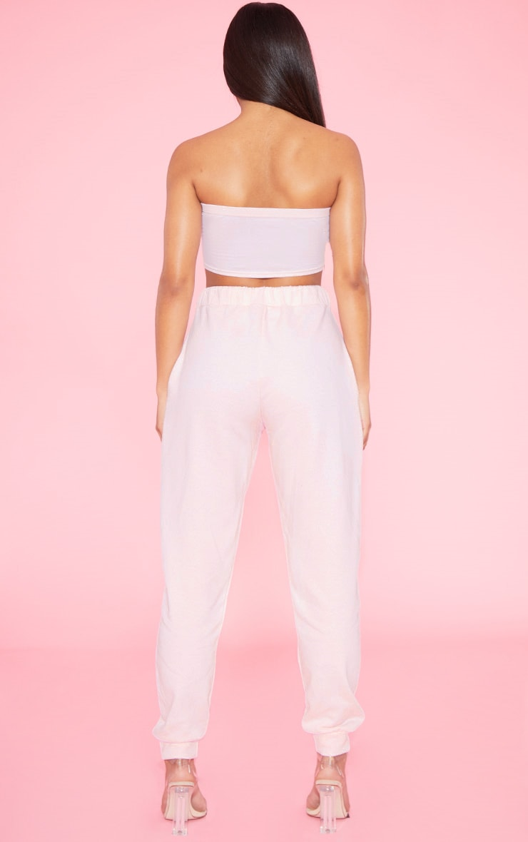 RECYCLED Blush Jogger 4