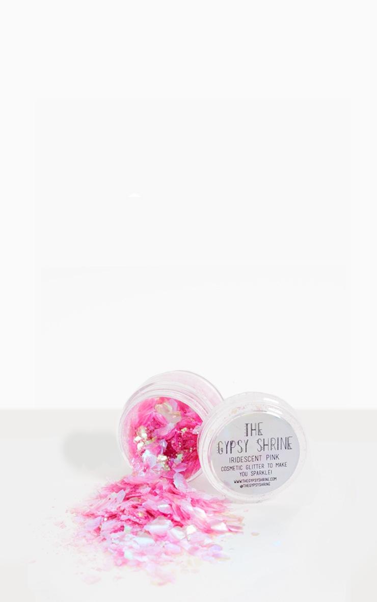The Gypsy Shrine Iridescent Pink Glitter Pot