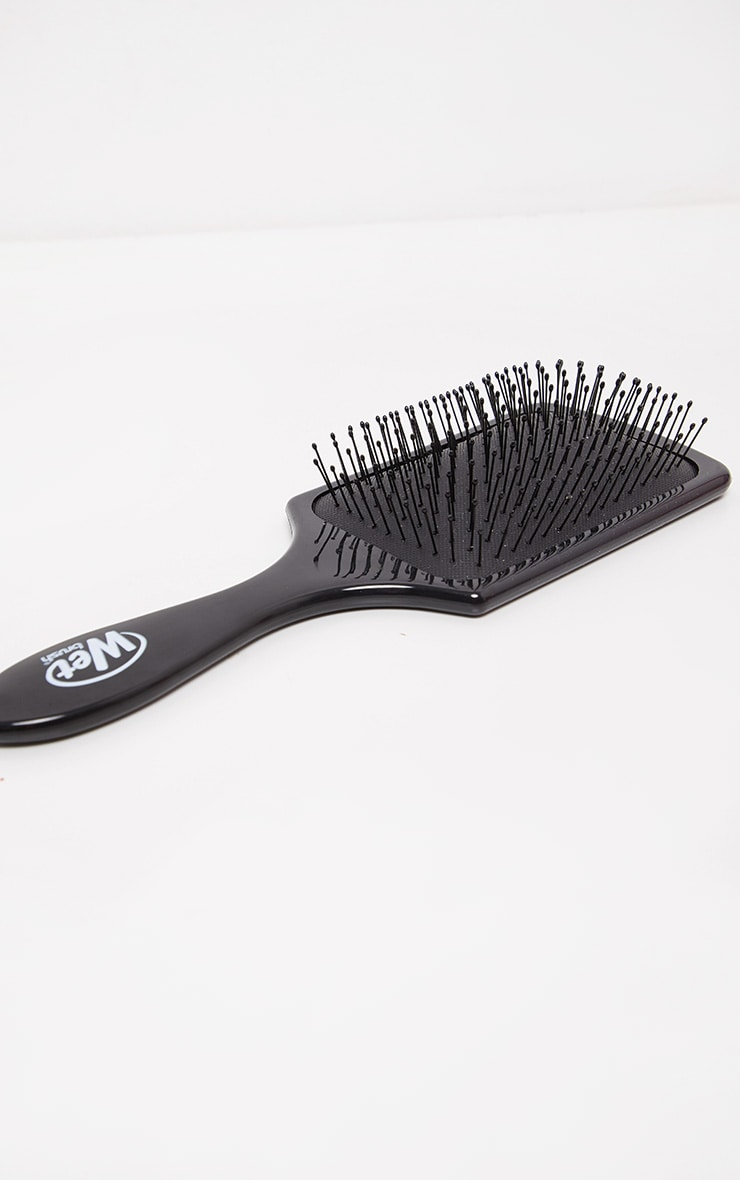 The Wet Brush - Grosse brosse noire Paddle 3
