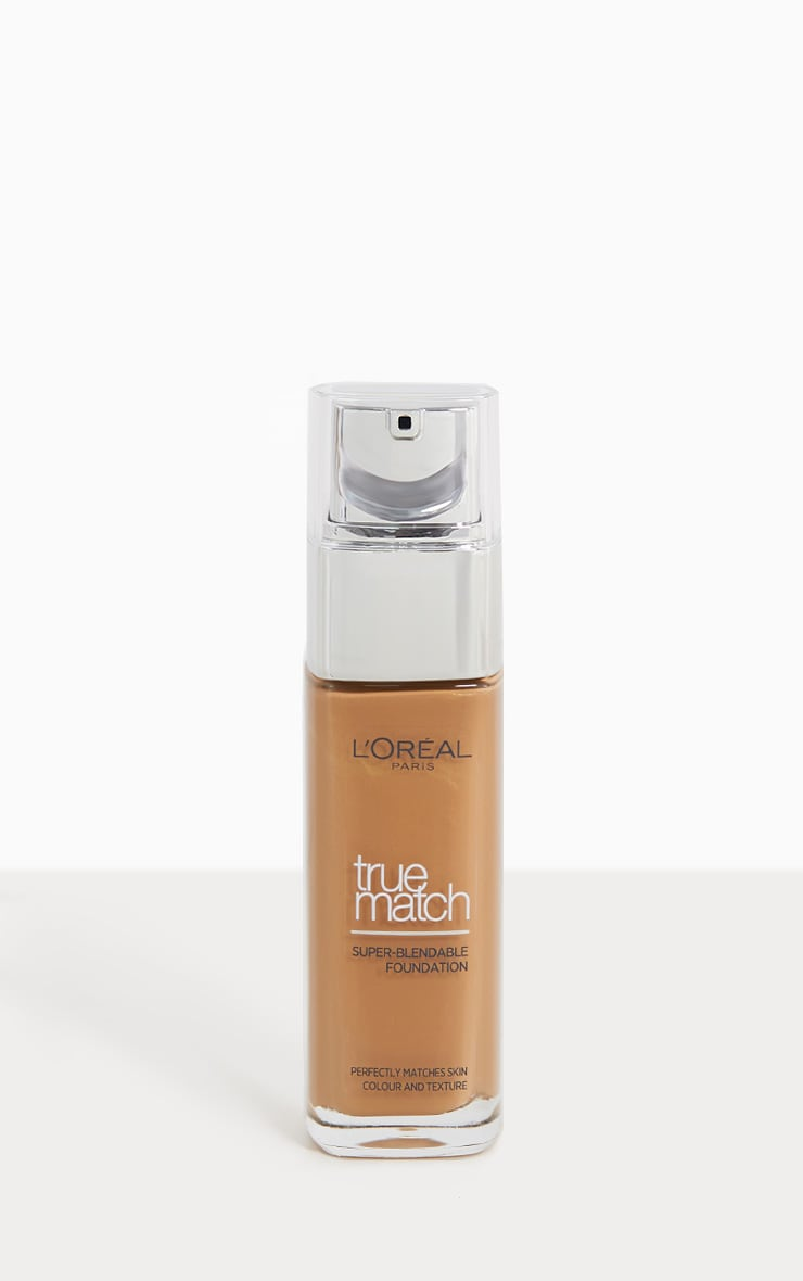 L'Oréal Paris True Match Foundation 8W Golden Cappucino 1