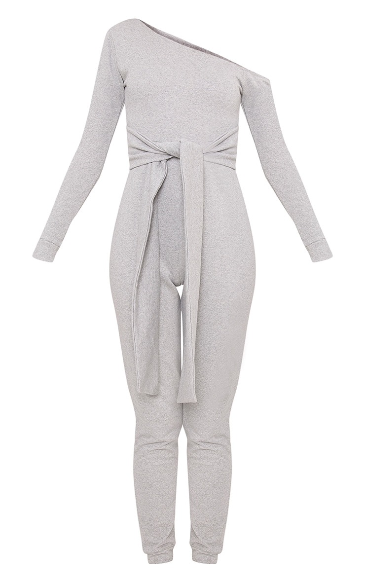Lacie Grey Sweat Jumpsuit  3