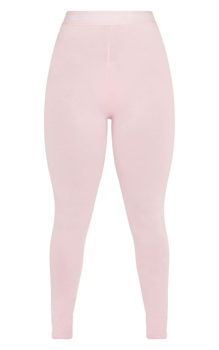 PRETTYLITTLETHING Pink Leggings 3