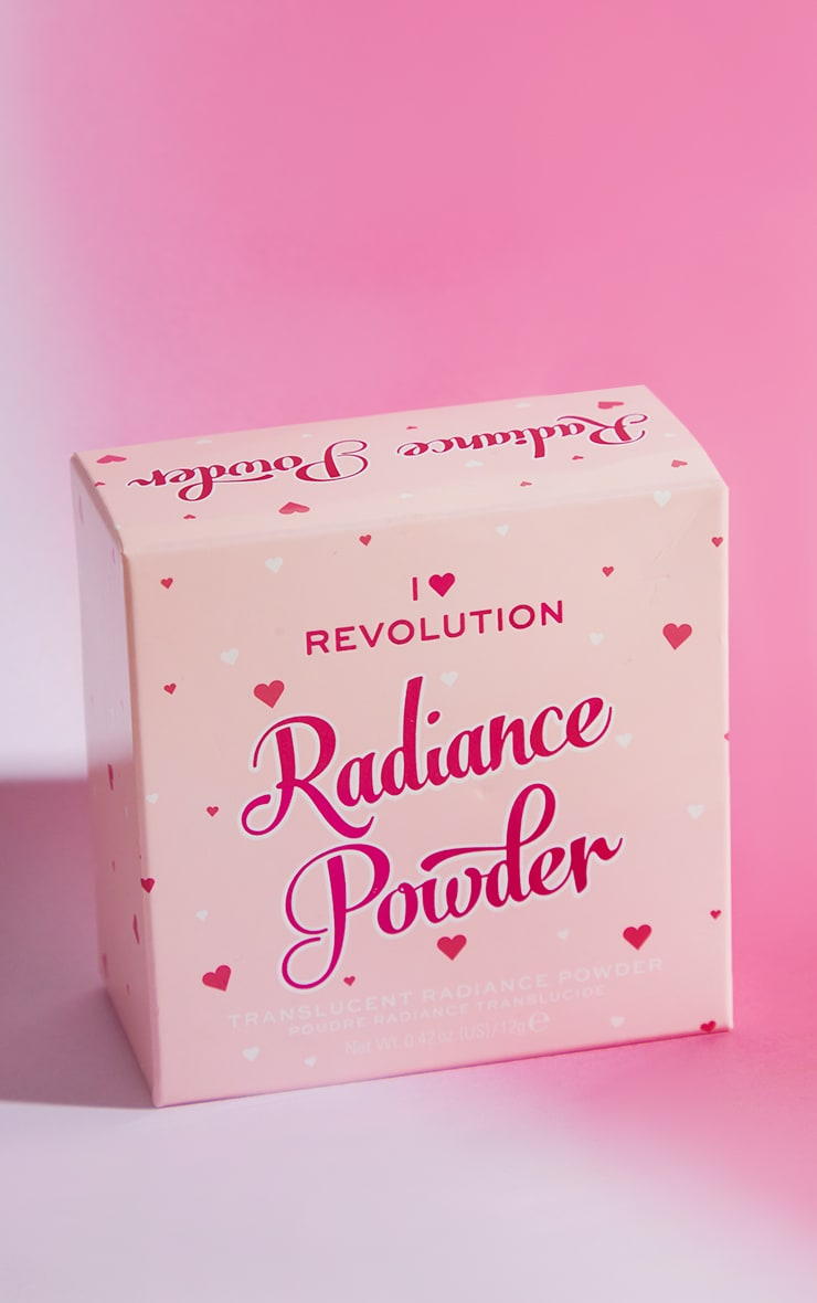 I Heart Revolution - Poudre libre Radiance Heartbreakers 4