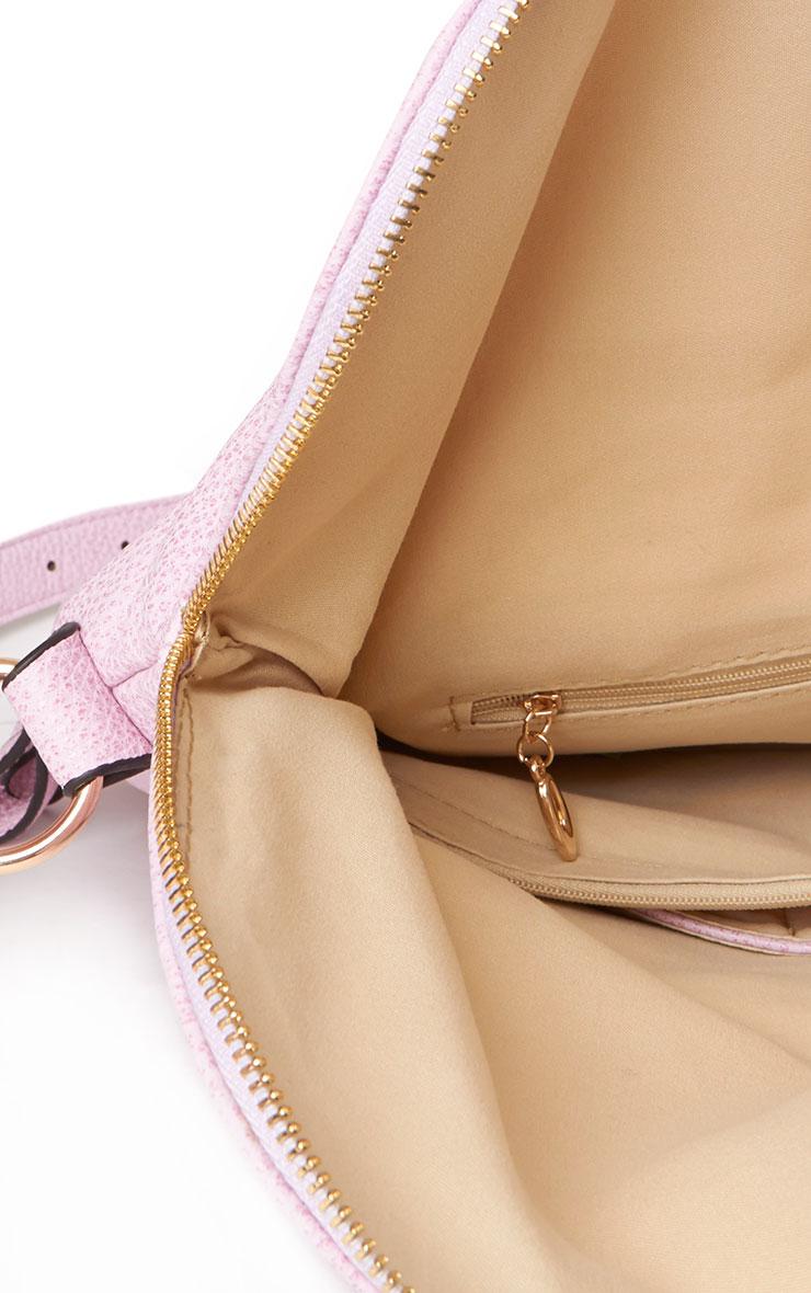 Bianca Lilac Shoulder Bag 5