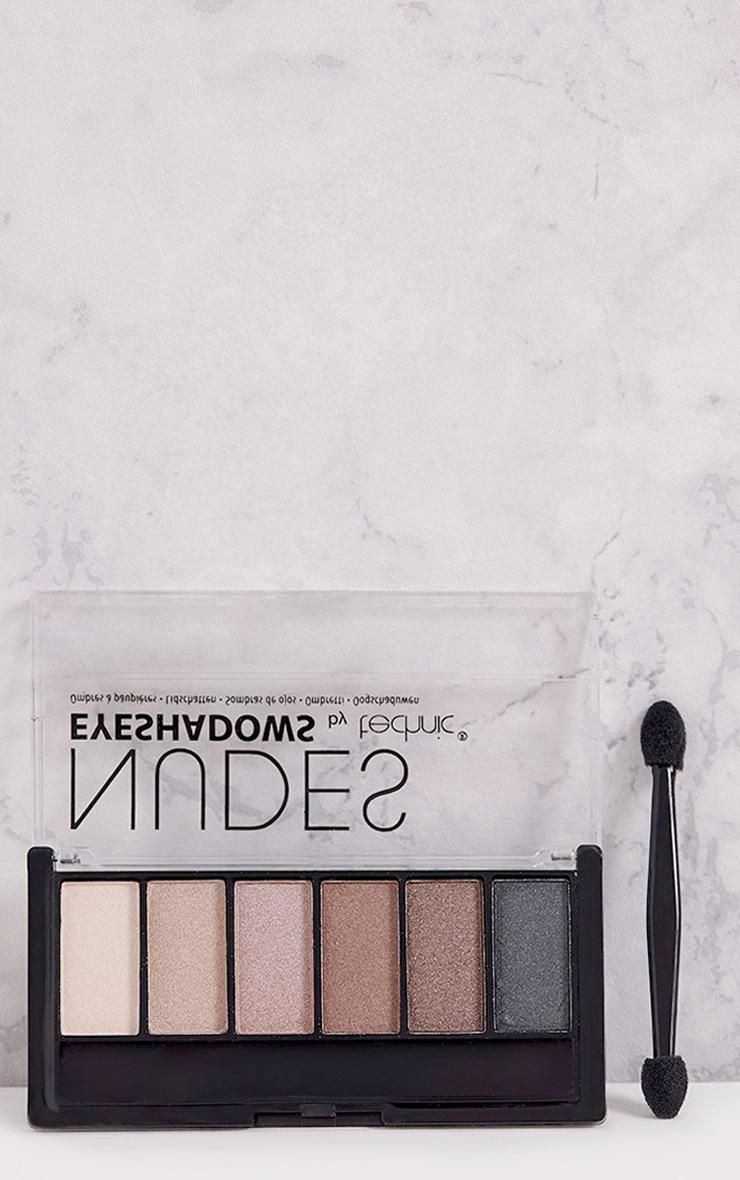 Technic Nudes Eyeshadow Palette 2