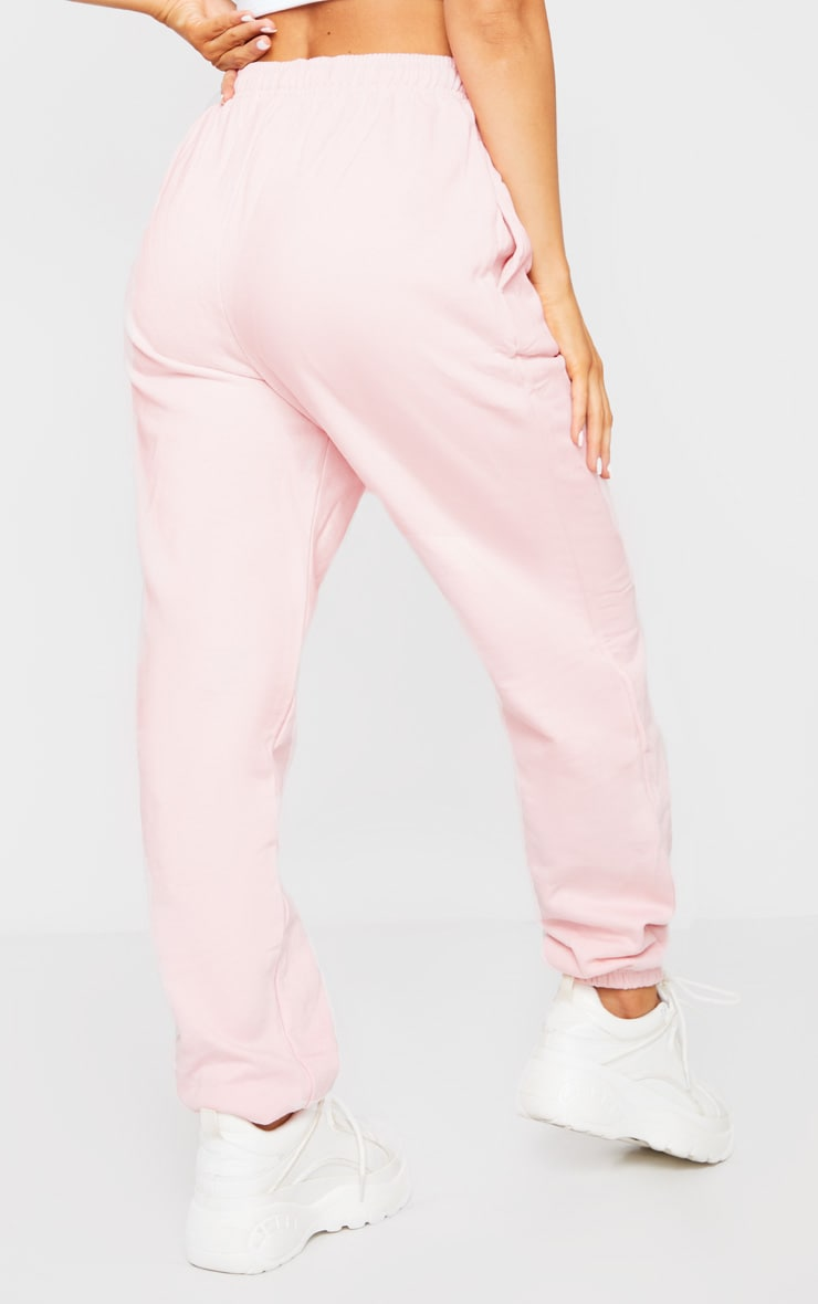 Baby Pink Casual Jogger 3