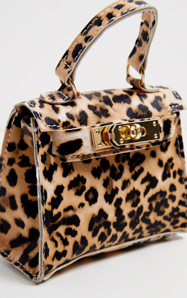 Leopard Print Micro Mini Bag 2