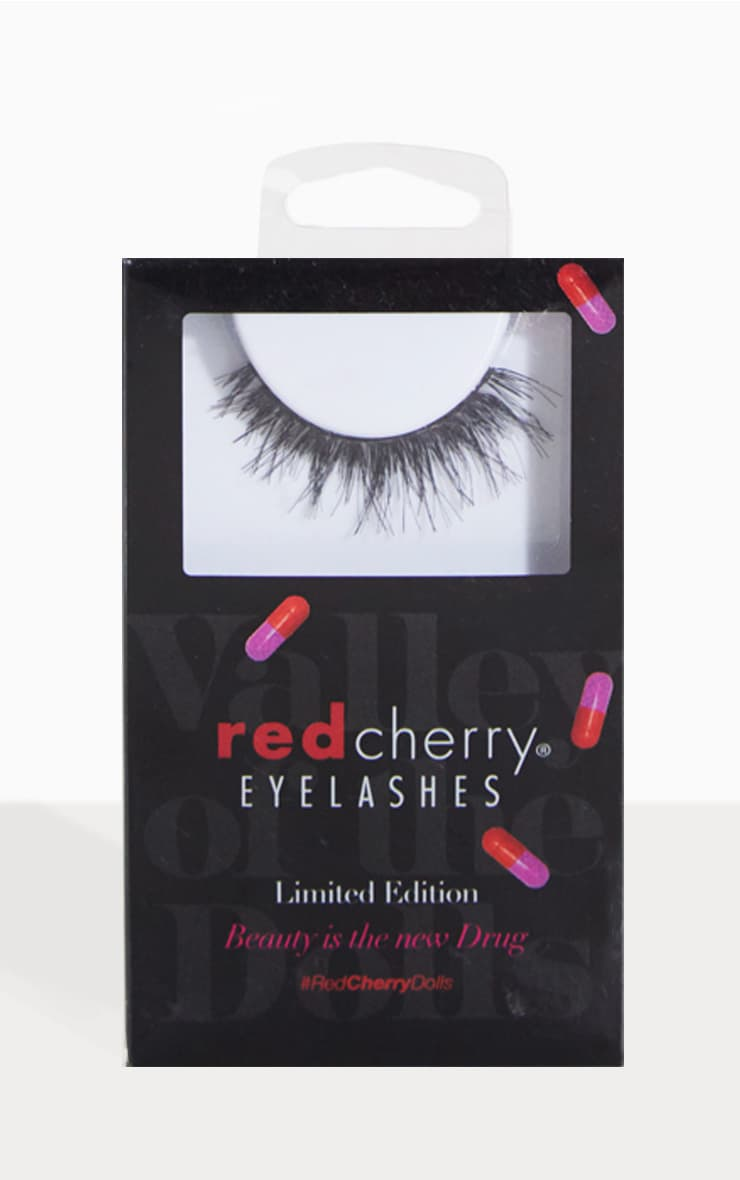 Red Cherry Eyelashes Molly
