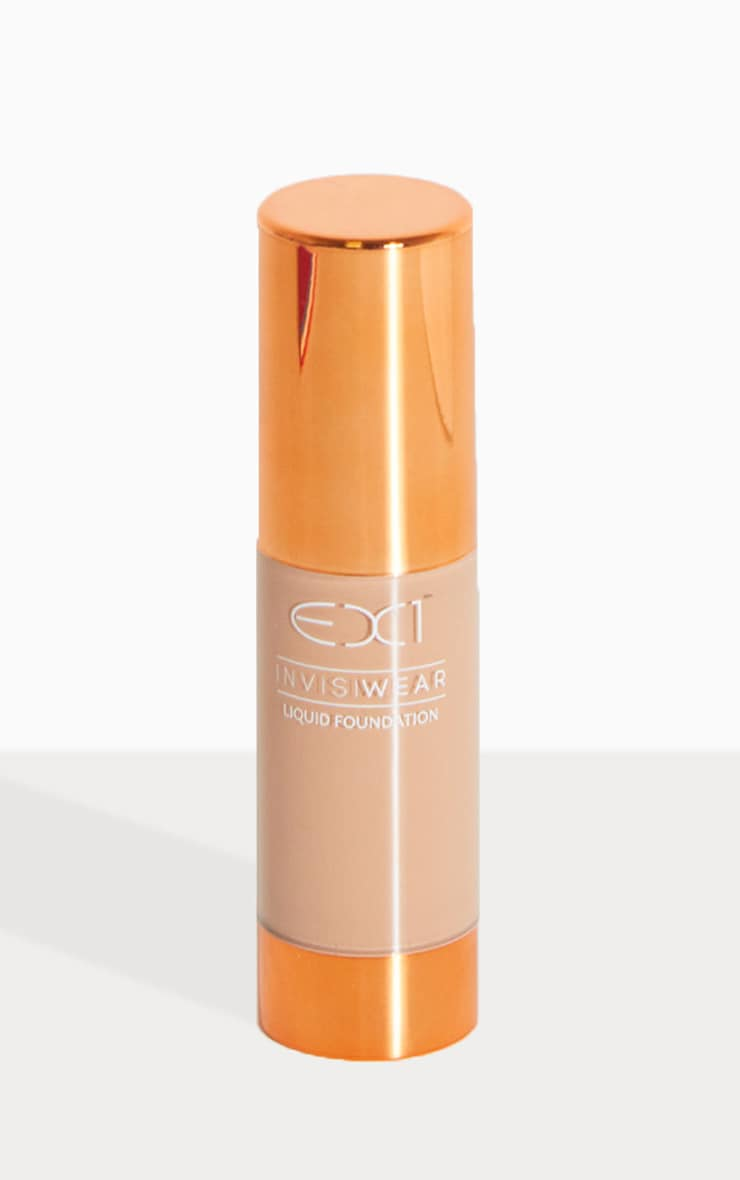 EX1 Cosmetics Invisiwear Liquid Foundation 7.0 1